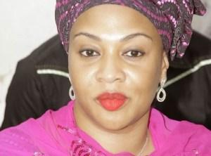 Senator Gbemi Saraki sulks over aftermath of #Endsars protest