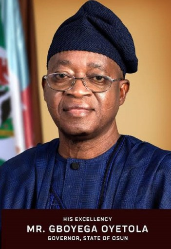Oyetola pledges commitment to completing Osogbo-Iwo road