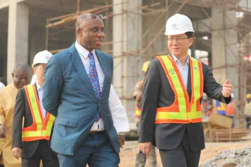 Lagos-Ibadan Railway: Amaechi mounts pressure on contractors