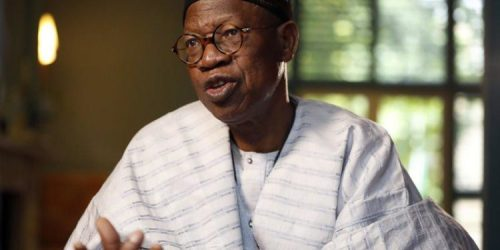 FG won't allow second wave of ENDSARS protest ― Lai Mohammed warns