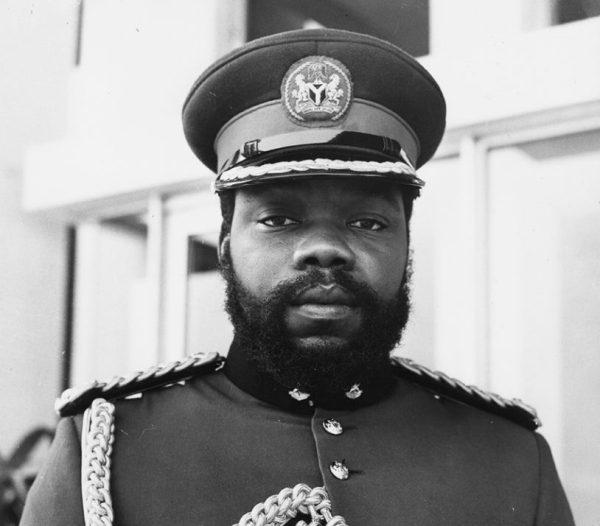Ojukwu, Today In History