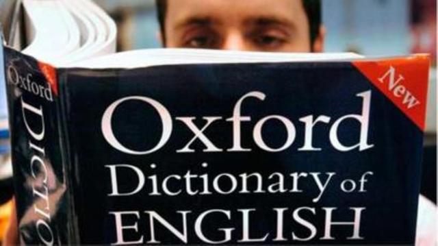 Oxford English Dictionary recognises some Nigerian English words