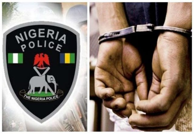 Police arrest two suspects over fake bank alert in Akwa Ibom