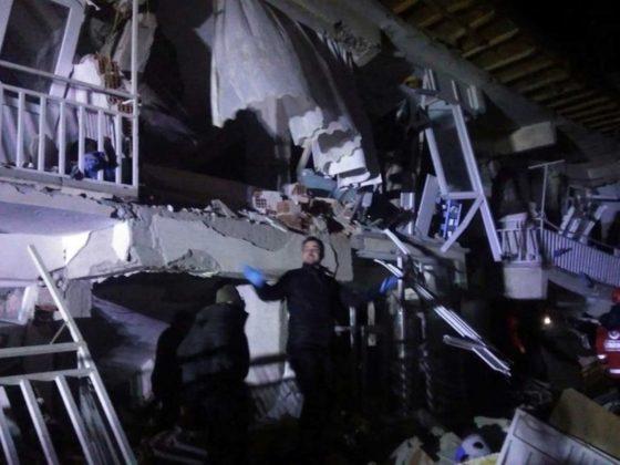 Powerful quake hits eastern Turkey, four dead