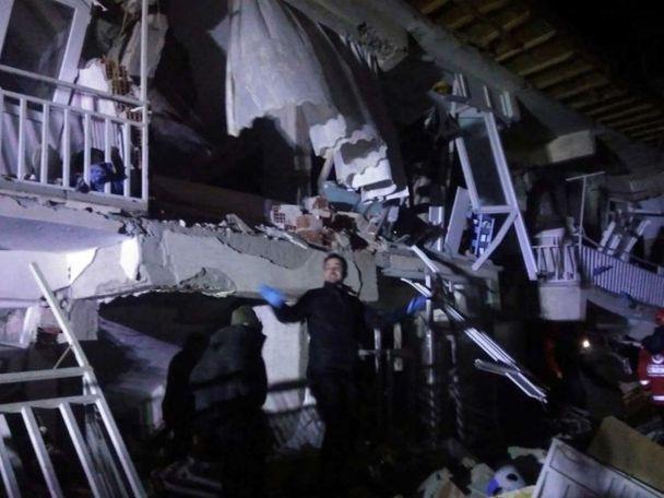 Powerful quake hits eastern Turkey, four dead