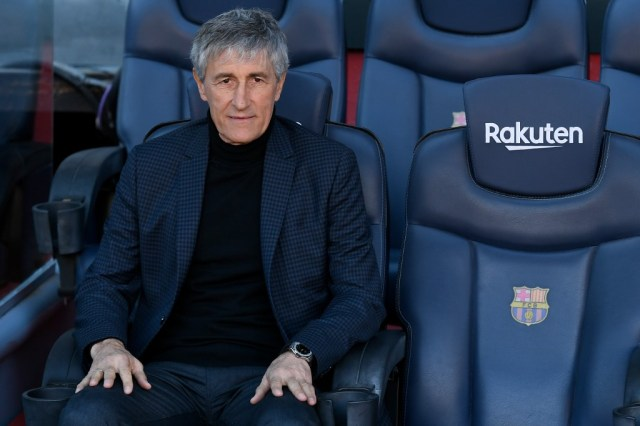 Setien gets Bartomeu backing, but Barca president expects Xavi back 'one day'