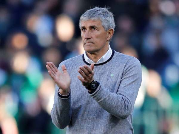 Champions League: Setien optimistic despite Messi doubts