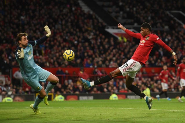 STATS:Can Man United cope without Marcus Rashford