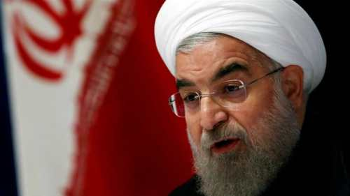 Iran's missile programme is non-negotiable, says Rouhani