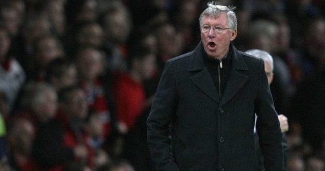 Alex Ferguson, Man United