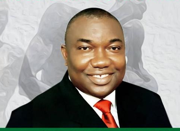 Ugwuanyi swears in new commissioner for health