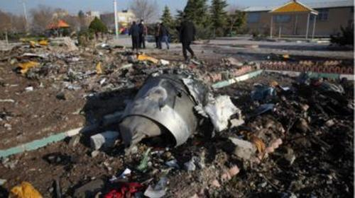 5 nations affected by Ukrainian plane crash to discuss legal action against Iran