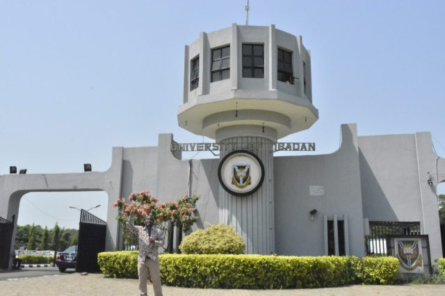 University of Ibadan gets N190.5m for research equipment