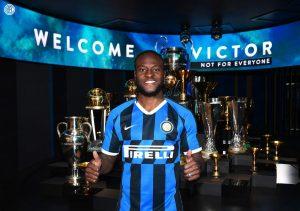 Victor Moses, Inter Milan