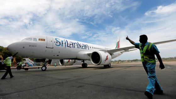 Sri Lanka air force plane crashes, killing all 4 aboard