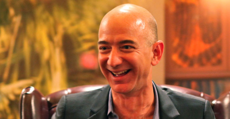 Jeff Bezos unloads $4b of Amazon stock in a week