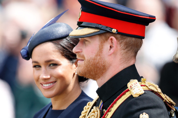 Prince Harry, Meghan, Abdication