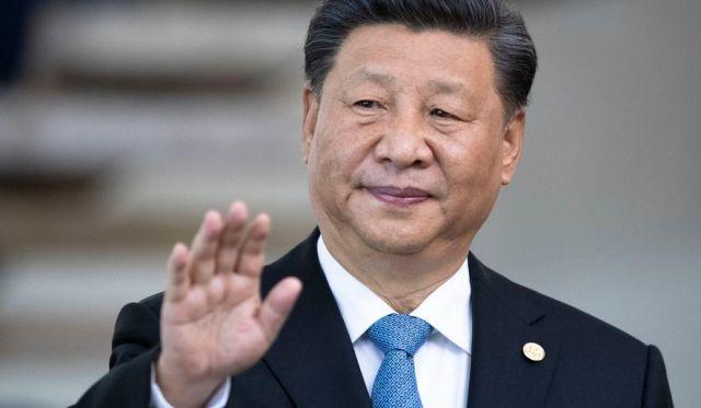 Xi Jinping, China, Virus