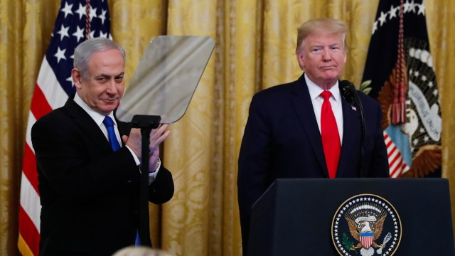 Trump's deal on Palestine: Dead on arrival