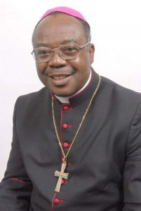 Bishop of the Catholic Diocese of Katsina-Ala, Peter Adoboh, is dead