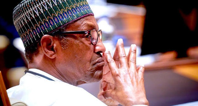 Buhari's 'problems' with coronavirus