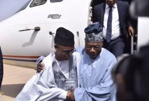 El-Rufai made success of our privatization programme ― Obasanjo