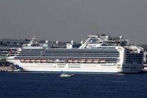 Sixty more people confirmed with coronavirus on cruise ship in Japan — media