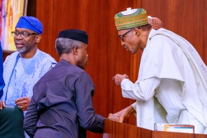 Buhari's financial support for MSMEs very robust ― Osinbajo