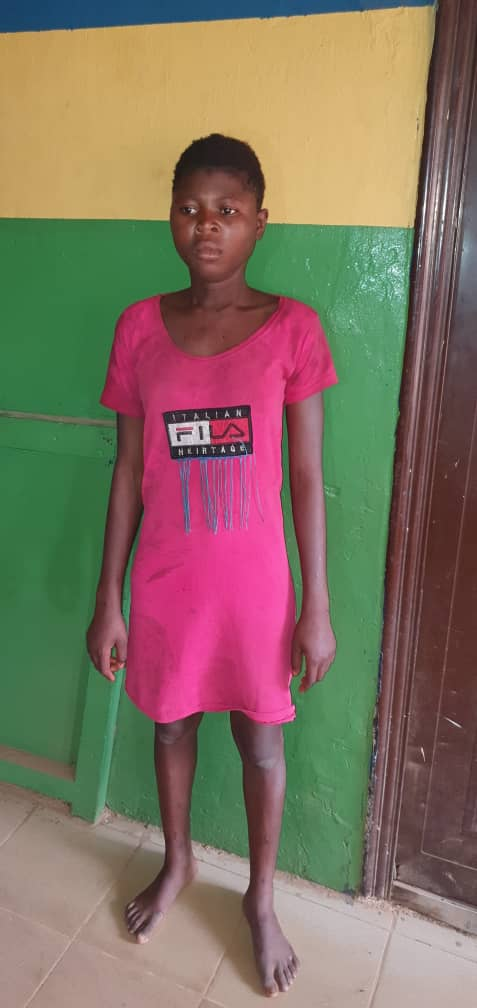 Teenager arrested for allegedly stabbing boyfriend to death over N3000