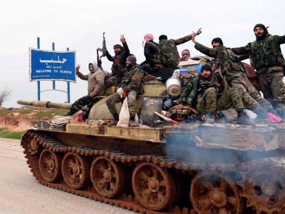 Israeli attack on Syria kills 7 fighters ―Monitor
