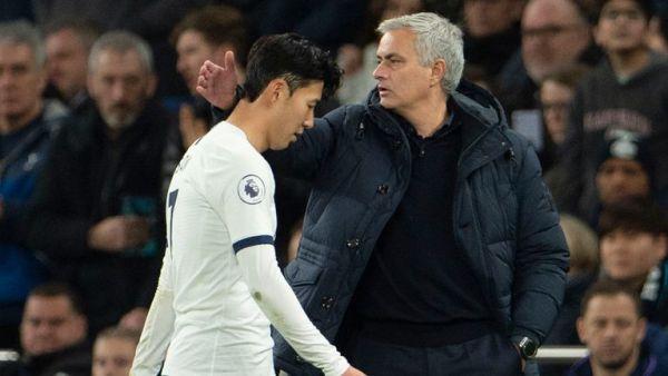 Mourinho, Son