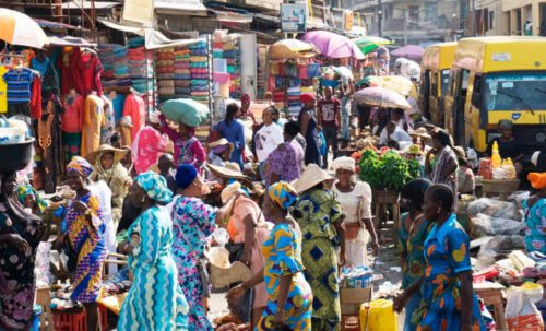 COVID 19: Kwara residents troop out in search of survival