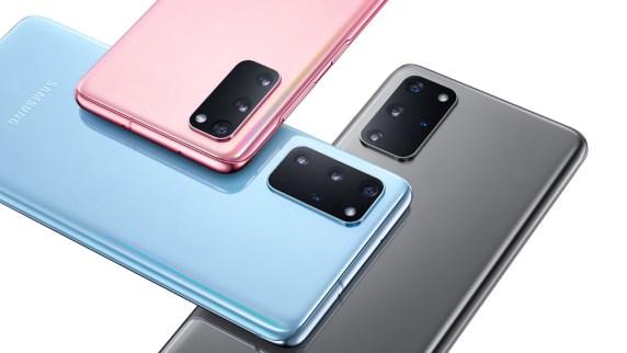 Samsung unveils Samsung Galaxy S20