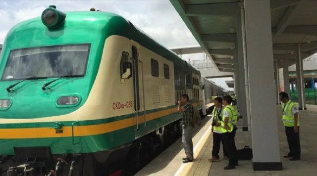 FG test runs Warri-Agenebode-Ajaokuta rail line