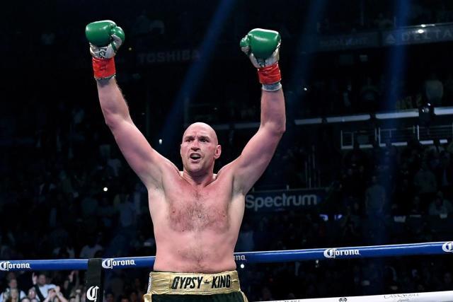 Tyson Fury, Deontay Wilder, WBC