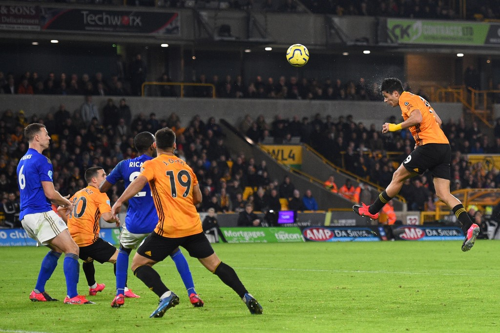 Wolves held at home by Foxes after VAR rules out goal - Vanguard News