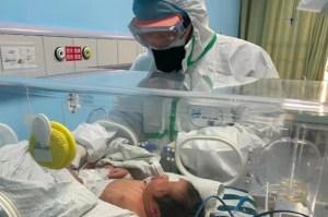 Pregnant women may pass coronavirus to unborn children