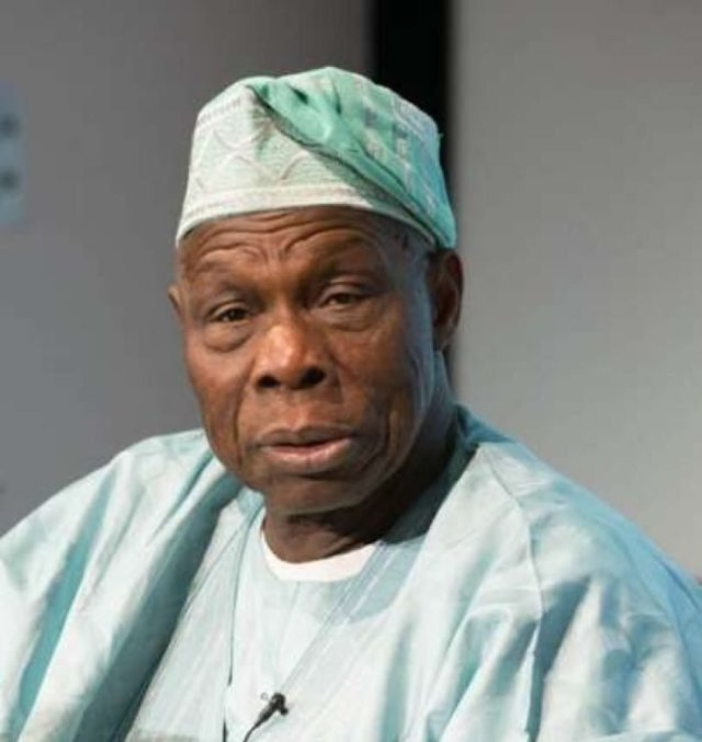 CSO felicitates with OBJ at 84, says he's foremost unifier