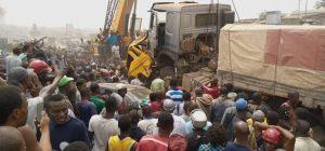 Seven feared dead, ten injured in Ogun multiple accidents