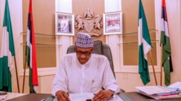 Buhari signs COVID-19 Regulations, 2020