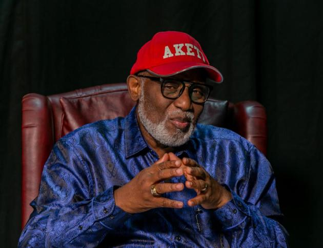 ONDO 2020: Akeredolu, Deputy governor's face-off gets messier