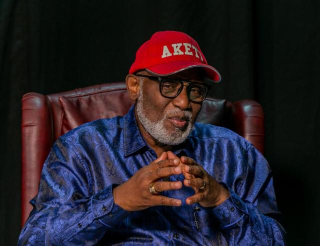 COVID-19: Gov. Akeredolu orders closure of markets, malls
