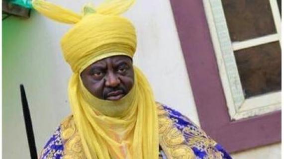 Emir of Kano visits maternal home, Ilorin