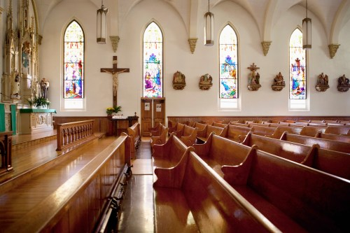 COVID-19 LOCKDOWN: Churches closed to worshippers in Delta
