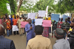 Elele community protests non-payment of compensation, demand renaming of Edo Varsity