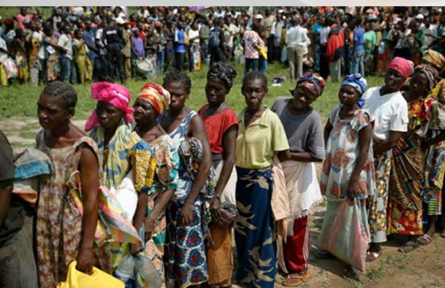 COVID -19: Ortom expresses worry over safety of 483,000 IDPs, 10,000 Cameroonian refugees