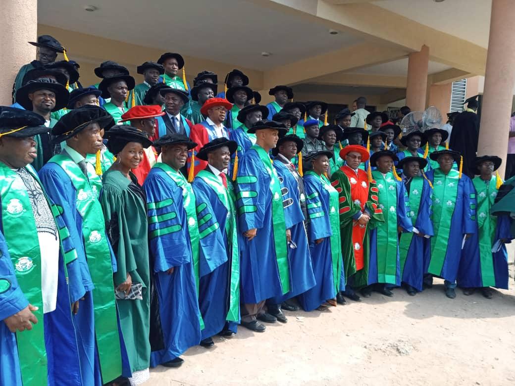 FUWukari matriculates 2,000 students – Vanguard News