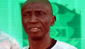 Adamawa United, Ibrahim Bariki