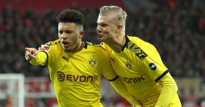 Liverpool must sell to land Borussia Dortmund winger Jadon Sancho