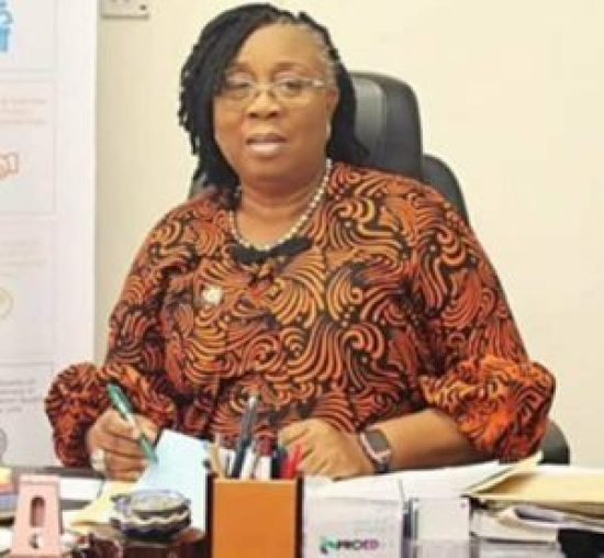 Lagos Commissioner for Education, Mrs Folasade Adefisayo